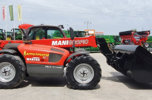 Manitou MLT 731 T