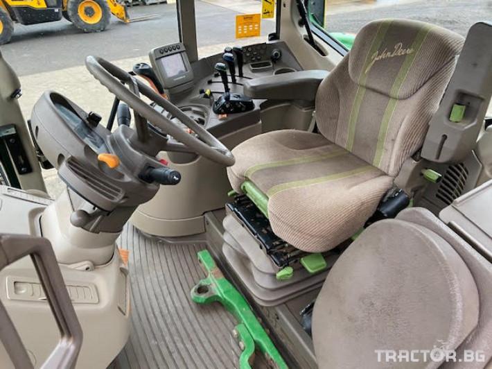 Трактори John Deere 6830 8 - Трактор БГ
