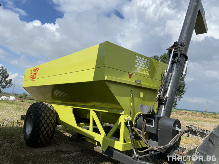 Комбайни John-Deere 1177 11 - Трактор БГ