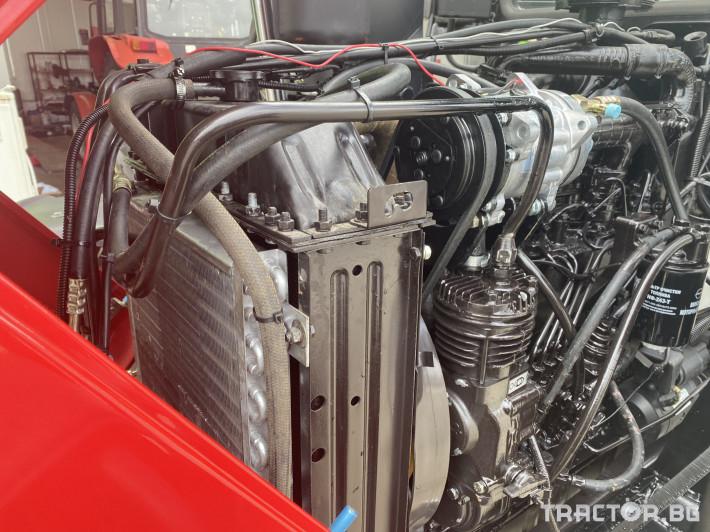 Сервиз на трактори КЛИМАТИЦИ 3 - Трактор БГ