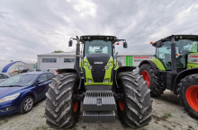 Claas Axion 850 Cebis - Трактор БГ