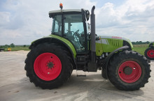 Claas Arion 640 Hexashift - Трактор БГ