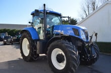 New-Holland T7.235 Autocommand - Трактор БГ
