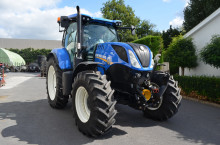 New-Holland T7.210 Powercommand - Трактор БГ
