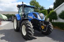 New-Holland T7.210 Powercommand - Трактор БГ