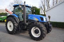 New-Holland T6080 Powercommand - Трактор БГ