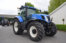 New-Holland T7.270 Autocommand - Трактор БГ