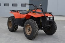 Бъги Arctic cat bearcat