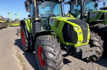 Claas Arion 650 CIS - Трактор БГ