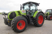 Claas Arion 650 CMATIC - Трактор БГ