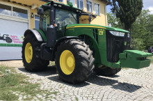 John-Deere 8335R POWER SHIFT С НАВИГАЦИЯ ЛИЗИНГ - Трактор БГ