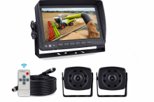 Софтуер Камери за обратно виждане