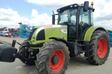 Claas Ares 697 - Трактор БГ
