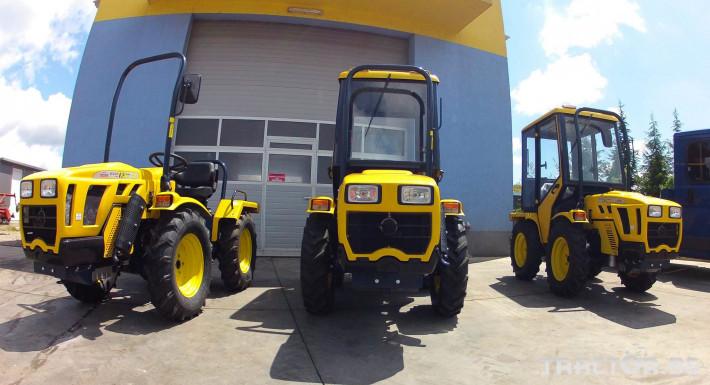 Трактори Hittner ECO TRAC 40 2 - Трактор БГ