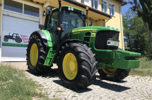 John-Deere 6830 POWER QUAD PREMIUM ЛИЗИНГ - Трактор БГ
