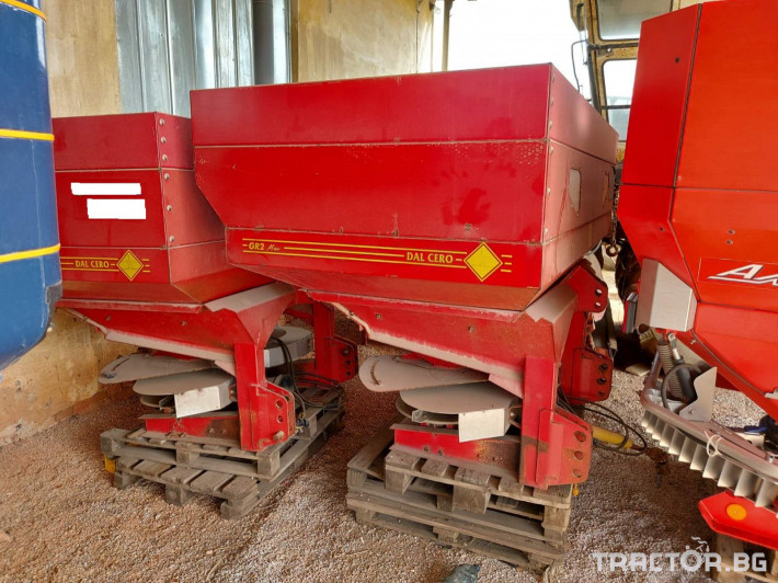 Торачки ТОРАЧКА DAL CERO GR2 MAXI- НАЛИЧНИ! 0 - Трактор БГ