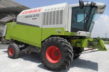 Claas Mega 370 - Трактор БГ