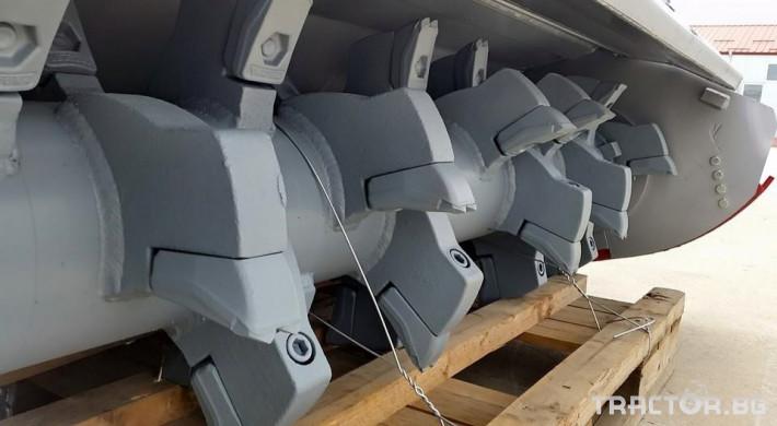 Мулчери Горски мулчер VENTURA модел TFVMFD-ESLA с фиксирана видия 2 - Трактор БГ