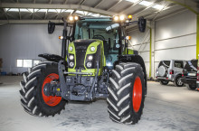 Claas Arion 460 - Трактор БГ