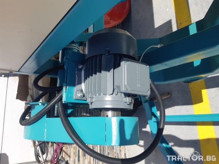 Обработка на зърно Семечистачна машина 2.5 тона/час 4 - Трактор БГ