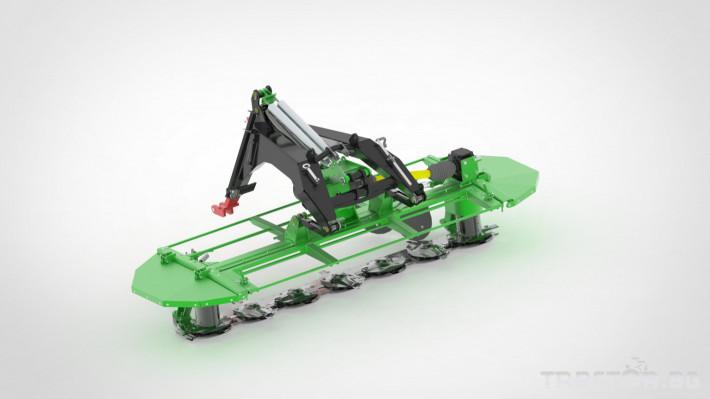 Косачки Дискова косачка  Fast Cut 3 - Трактор БГ