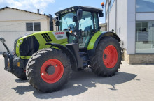 Claas ARION 650 CMATIC  (Наличен) - Трактор БГ