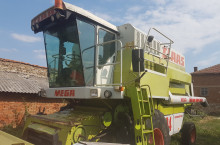 Claas MEGA 204 - Трактор БГ