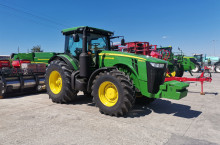John-Deere 8285R powershift - Трактор БГ