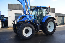 New-Holland T7.175 Autocommand