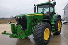 John-Deere 8220 Poweshift TLS - Трактор БГ
