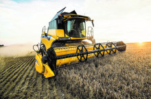 New-Holland CX6090 2015г. - Трактор БГ
