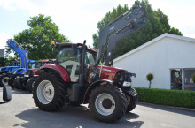 CASE-IH Puma 150 Powercommand - Трактор БГ