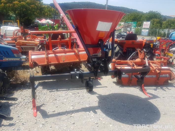 Машини за лозя / овошки Faza Торачка с продьлбочетел ЛИЗИНГ 0% лихва 1 - Трактор БГ