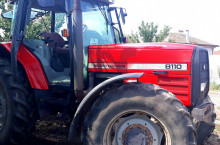 Massey Ferguson 8110 - Трактор БГ