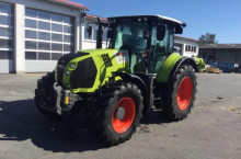 Claas Arion 650 Cebis - Трактор БГ