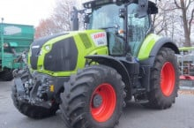 Claas Axion 800 Cebis - Трактор БГ