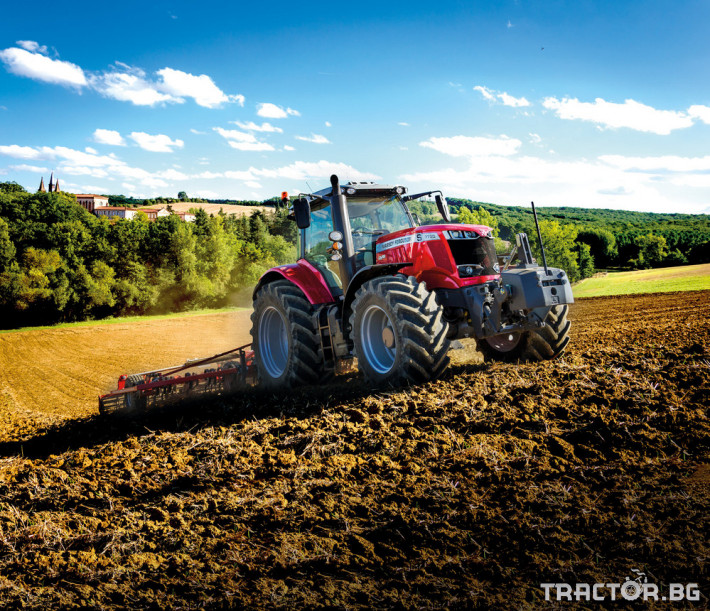 Трактори Massey Ferguson 7720S 0 - Трактор БГ