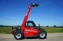 Massey Ferguson MF TH 7038 / MF TH 7030 - Трактор БГ