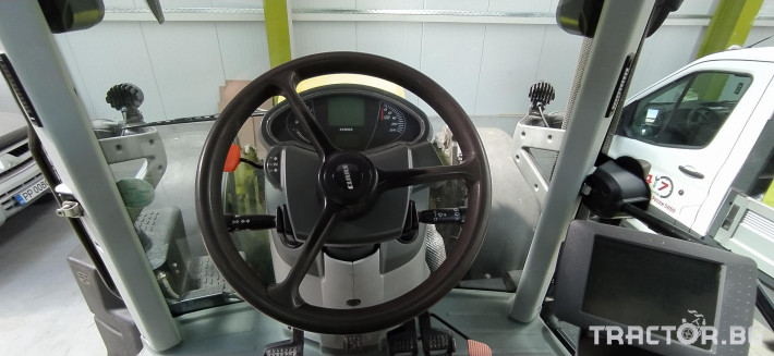 Трактори Claas Arion 650 Cmatic Cebis 8 - Трактор БГ