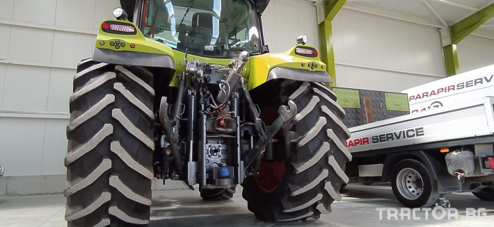 Трактори Claas Arion 650 Cmatic Cebis 2 - Трактор БГ