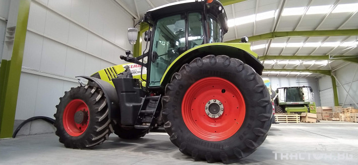 Трактори Claas Arion 650 Cmatic Cebis 0 - Трактор БГ