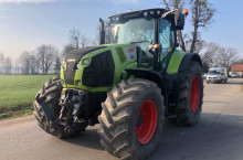 Claas Axion 850 CIS T4 - Трактор БГ