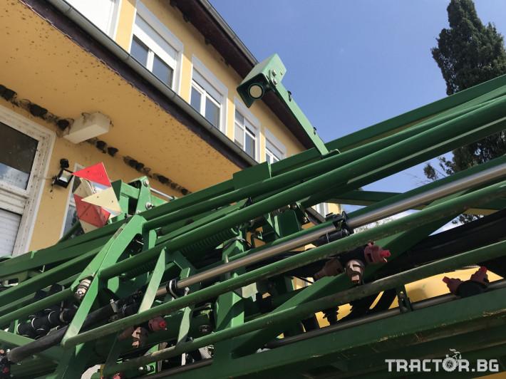 Пръскачки John-Deere 740i 24 метр 4000 литра ЛИЗИНГ 8 - Трактор БГ