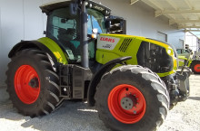 Claas AXION 850 Cmatic - Трактор БГ