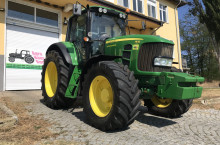 John-Deere 7530 PREMIUM POWER QUAD ЛИЗИНГ - Трактор БГ