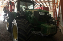 John-Deere 6140R AQ ECO SHIFT - Трактор БГ