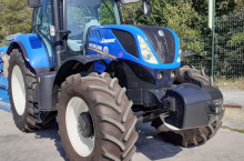 New-Holland T7.215S - Трактор БГ