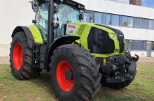 Claas Axion 830 Cmatic Cebis T4 ❗❗❗ 0 ЧАСА ❗❗❗ - Трактор БГ