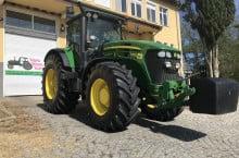 John-Deere 7930 POWER QUAD ЛИЗИНГ - Трактор БГ