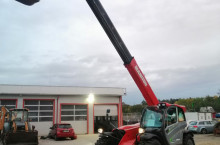 Manitou MLT 840 137PS